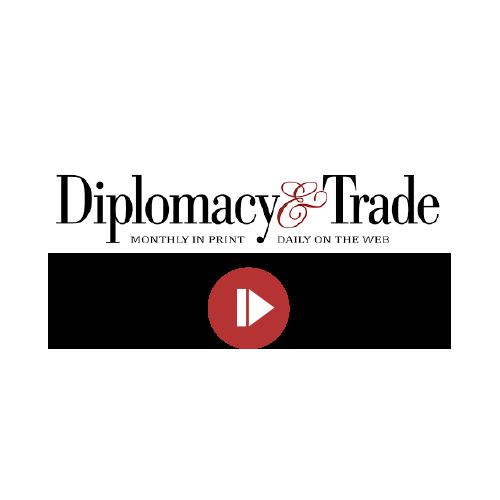 diplomacy and trade logo